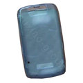 Silicone Cases Covers for BlackBerry Storm 9530 - black