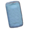 Silicone Cases Covers for BlackBerry Storm 9530 - white
