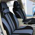 Double color Series Car Seat Covers Cushion - Blue