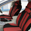 Double color Series Car Seat Covers Cushion - Red