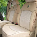 Ice silk Car Seat Covers Custom seat covers - Apricot EB001