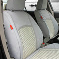 Ice silk Car Seat Covers Custom seat covers - Gray EB001