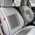 Ice silk Car Seat Covers Custom seat covers - Gray