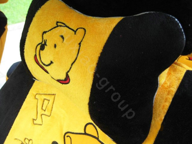 Buy Wholesale Winnie The Pooh Universal Car Seat Covers
