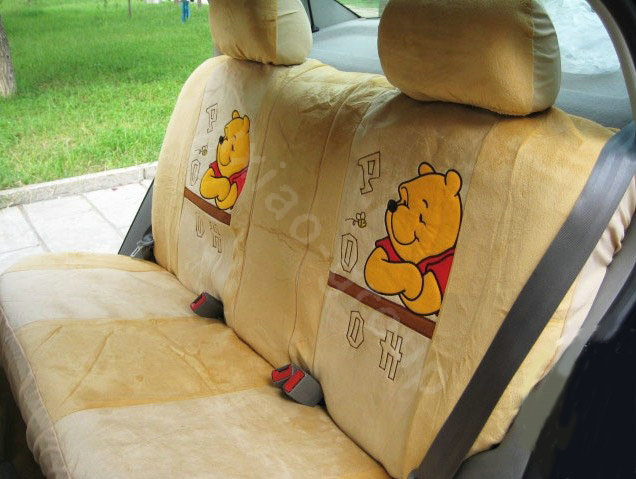 Beautiful The Pooh Car Seat Covers Winnie High Chair Cover