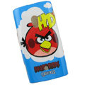 Angry bird Silicone Hard Cases For Sony Ericsson X10i - Blue