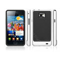SGP Scrub Silicone Cases Covers For Samsung i9100 GALAXY S2 SII - White