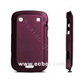 ROCK scrub color cover case for Blackberry Bold Touch 9900 - Red