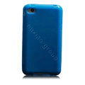 Inasmile Silicone Cases Covers for iPhone 5G - Blue