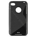 s-mak Tai Chi cases covers for iPhone 5G - Black