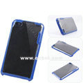 s-mak soft hard cases covers for iPhone 5G - Blue