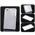 s-mak soft hard cases covers for iPhone 5G - White