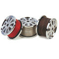 Car audio speaker wire 5meter 10 awg speaker wire - Brown