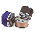 Car audio speaker wire 5meter 16 awg speaker wire - Purple