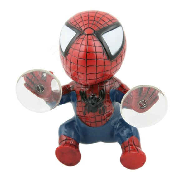 Buy Wholesale Suction Cup Spider Man Doll Spider Man Doll