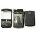 Front and Back Housing With Keypad Fullset For Blackberry 9700 BOLD 2 Mobile Phone - Black
