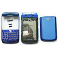 Front and Back Housing With Keypad Fullset For Blackberry 9700 BOLD 2 Mobile Phone - Blue
