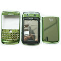 Front and Back Housing With Keypad Fullset For Blackberry 9700 BOLD 2 Mobile Phone - Green