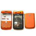 Front and Back Housing With Keypad Fullset For Blackberry 9700 BOLD 2 Mobile Phone - Orange