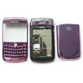 Front and Back Housing With Keypad Fullset For Blackberry 9700 BOLD 2 Mobile Phone - Purple