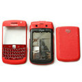 Front and Back Housing With Keypad Fullset For Blackberry 9700 BOLD 2 Mobile Phone - Red
