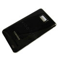 Piano paint Hard Back Cases Covers for Samsung i9100 Galasy S II S2 - Black