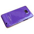 Piano paint Hard Back Cases Covers for Samsung i9100 Galasy S II S2 - Purple