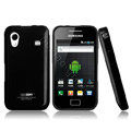 Boostar TPU soft skin cases covers for Samsung Galaxy Ace S5830 i579 - Black