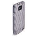 ROCK Magic cube TPU soft Cases Covers for Samsung i9100 i9108 Galasy S2 - White