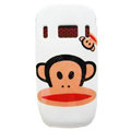 Cartoon Paul Frank Hard Cases Skin Covers for Nokia C7 C7-00 - White