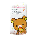 Cartoon Rilakkuma Hard Cases Skin Covers for HTC Desire S G12 S510e - White