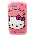 Hello kitty Hard Cases Covers for Samsung S5360 Galaxy Y I509 - Pink
