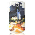 BASEUS Luxury Dubai Hard Cases Covers for Samsung I9300 Galaxy SIII S3 - Black