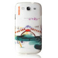 BASEUS Romantic Venice Hard Cases Covers for Samsung I9300 Galaxy SIII S3 - White