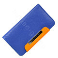Kalaideng Folio leather Cases Holster Cover for Samsung I9300 Galaxy SIII S3 - Blue