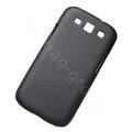 Nillkin Matte Hard Cases Skin Covers for Samsung I9300 Galaxy SIII S3 - Black (High transparent screen protector)
