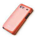 ROCK Colorful Glossy Cases Skin Covers for Samsung i9070 Galaxy S Advance - Red (High transparent screen protector)