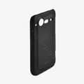 ROCK Naked Shell Hard Cases Covers for HTC Incredible S S710E G11 - Black (High transparent screen protector)