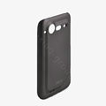 ROCK Naked Shell Hard Cases Covers for HTC Incredible S S710E G11 - Gray (High transparent screen protector)