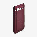 ROCK Naked Shell Hard Cases Covers for HTC Incredible S S710E G11 - Red (High transparent screen protector)