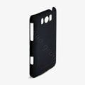 ROCK Naked Shell Hard Cases Covers for HTC X310e Titan - Black (High transparent screen protector)