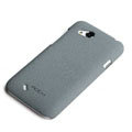 ROCK Quicksand Hard Cases Skin Covers for HTC T328d Desire VC - Gray