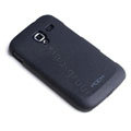 ROCK Quicksand Hard Cases Skin Covers for Samsung i8160 Galaxy Ace 2 - Black