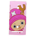 Cartoon Chopper Matte Hard Cases Covers for Sony Ericsson LT22i Xperia P - Pink