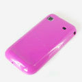 Nillkin Transparent Matte Soft Cases Covers for Samsung i9000 Galaxy S i9001 - Pink (High transparent screen protector)