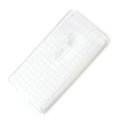 ROCK Magic cube TPU soft Cases Covers for Nokia Lumia 900 Hydra - White (High transparent screen protector)