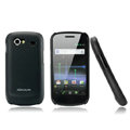 Nillkin Super Hard Cases Skin Covers for Samsung i9023 i9020 Nexus S - Black (High transparent screen protector)