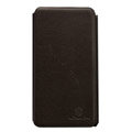 Nillkin leather Cases Holster Covers for Samsung E120L GALAXY S2 SII HD LTE - Brown (High transparent screen protector)