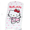 Hello Kitty Angel Leather case For HTC Z715e Sensation XE G18 - Pink