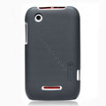 Nillkin Super Matte Hard Cases Skin Covers for Motorola XT550 - Gray (High transparent screen protector)